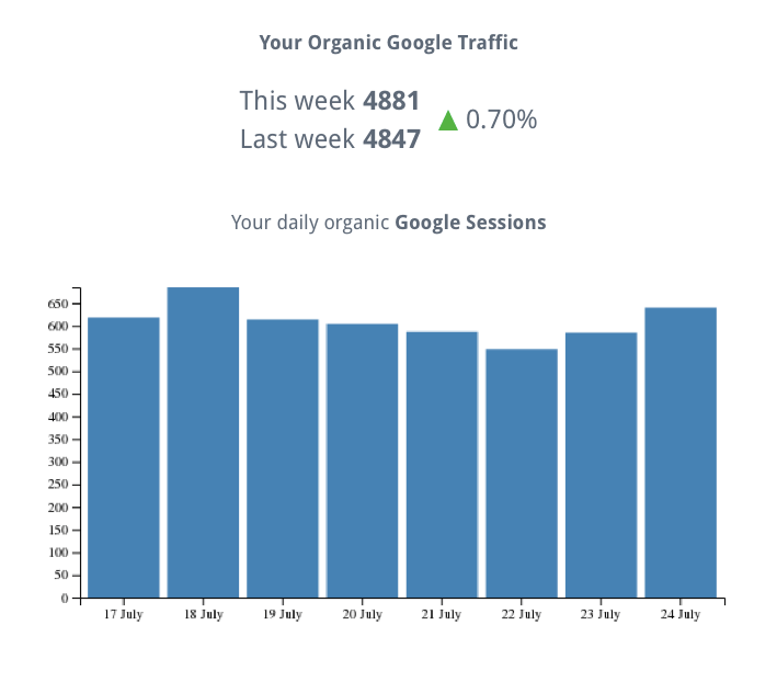 niche blog traffic authority growth