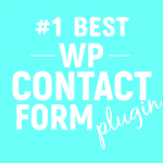 #1 Best WordPress Contact Form Plugin Of 2018 (Free & Lightweight)
